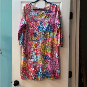 Lilly Dress Size L